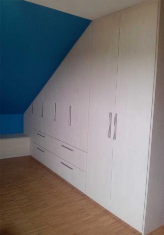 einbauschr nke schreinerei deuble. Black Bedroom Furniture Sets. Home Design Ideas